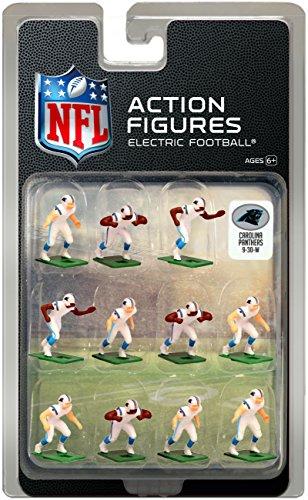 Kids Game Football Jersey (Carolina PanthersAway Jersey NFL Action Figure Set)