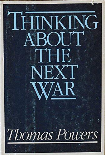 THINKING ABT NEXT WAR