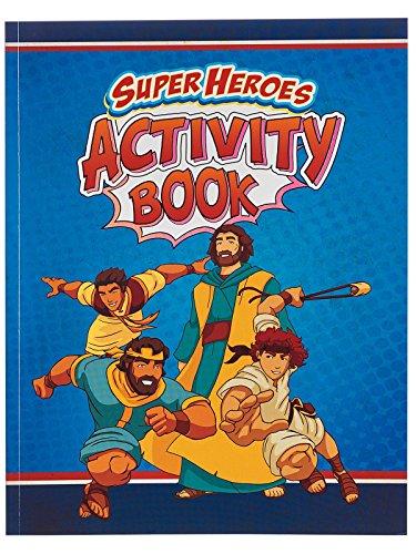 Superheroes Of The Bible (Super Heros Activity Book: Bible)