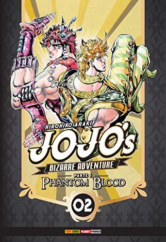 Jojo'S Bizarre Adventure. Phantom Blood - Parte 1. Volume 2