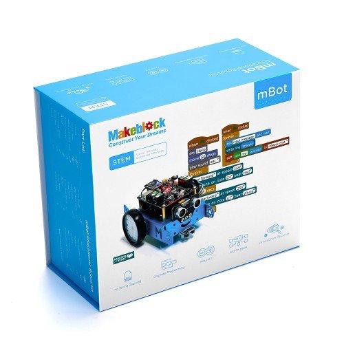 mBot STEM Educational Robot v1.1 - Bluetooth by Makeblock (Image #3)