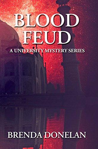 Blood Feud (University Mystery Series Book 6) by [Donelan, Brenda]