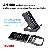 Tecsun AN-48X Indoor Active Loop AM/LW/SW Radio