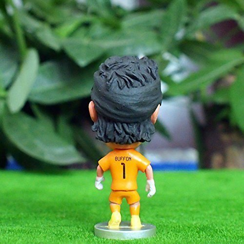 Gianluigi Buffon  1   Juventus Home 2014   2015 Football Figurine Soccer Star Figure Doll