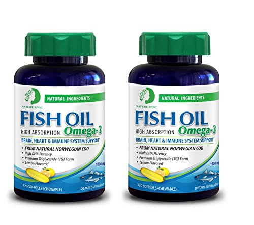 omega 3 chewable 1000 mg - 2