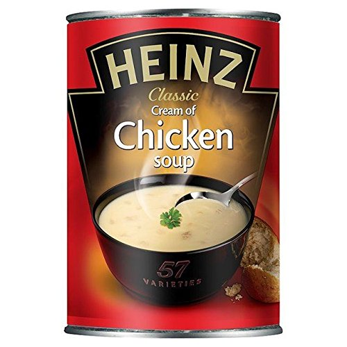 Heinz Cream of Chicken Soup - 400g - Chicken Heinz