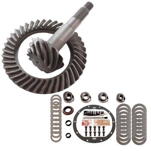 RICHMOND EXCEL 3.73 RING AND PINION & MASTER INSTALL KIT - GM CHEVY 8.2 10 BOLT