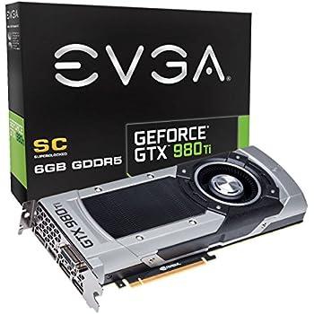06G-P4-6264-RX EVGA GeForce GTX 1060 SSC GAMING 6GB GDDR5 ACX 3.0 /& LED
