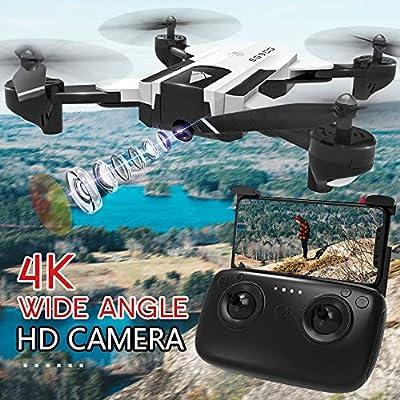 Doble cámara Drone con Camara HD Drones con Camaras para Niños con ...