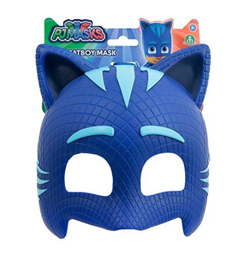 Pyjamasques - PJM081 - Moulded Plastic mask - Yoyo.
