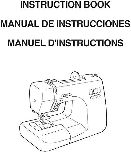 Janome Magnolia máquina de coser computarizada con 30 puntadas ...