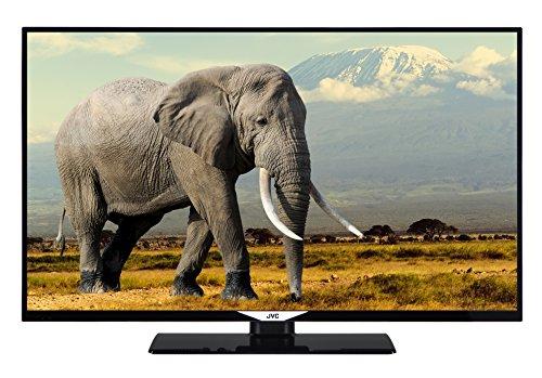 JVC LT-40V55LU 102 cm (40 Zoll) Fernseher (4K Ultra HD, HDR 10, Triple Tuner, Smart TV)