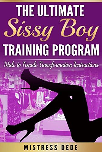 The ultimate sissy boy training program male to female the ultimate sissy boy training program male to female transformation instructions sissy boy feminization fandeluxe Image collections