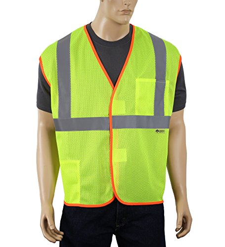 Hi Viz Vest With Led Lights in US - 8