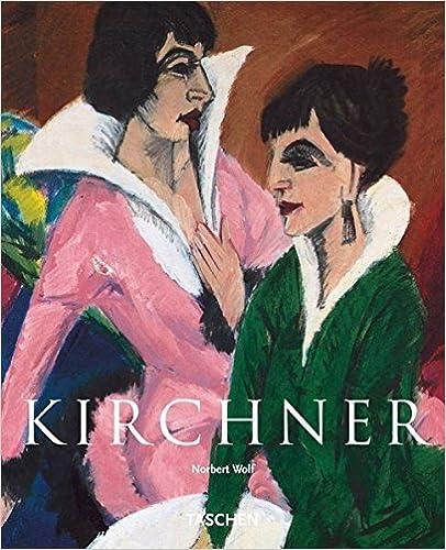 Book Kirchner by Norbert Wolf (2003-11-01)
