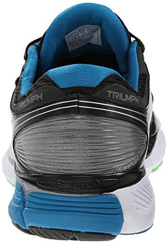 Sacouny Triumph ISO - Zapatilla color gris negro cieno - gris, EU 45