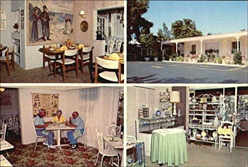Scandia Restaurant & Gayport Gift Shop, 19829 Gulf Boulevard Indian Shores, Florida Original Vintage - Boulevard Gift Shop