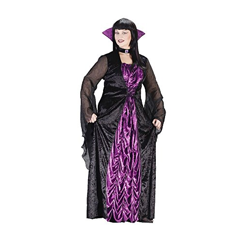Countess Of Costumes Adult Darkness Women (Countess of Darkness Plus Size Adult -)