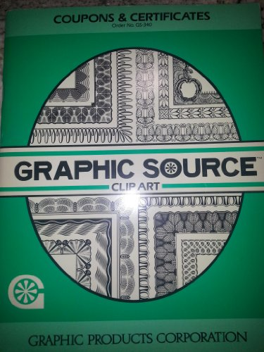 Graphic Source Clip Art: Coupons and Certificates