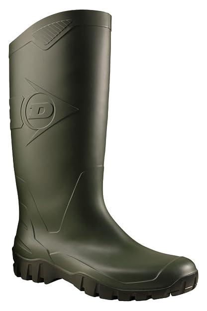 Bottes de sécurité hiver Dunlop Blizzard,Taille 46, vert