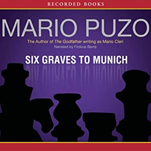 Six Graves to Munich Hörbuch