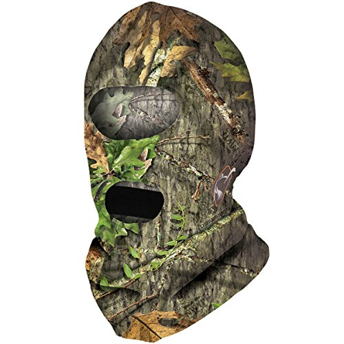 Ol' Tom Performance Full Face Mask (NWTF Mossy Oak Obsession)