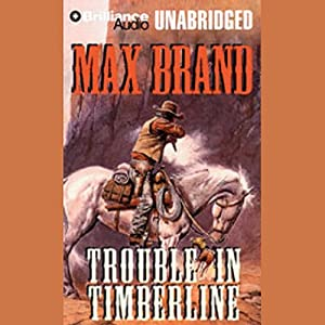 Trouble in Timberline Audiobook