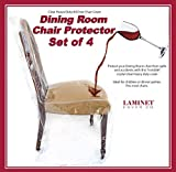 Dining Room Furniture Sets Furniture Protector - LAMINET - Dining Chair Cover - Set of 4