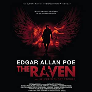 The Raven and Selected Short Stories Audiobook