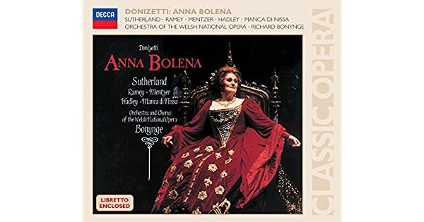 Amazon.com: Donizetti: Anna Bolena / Act 2 -