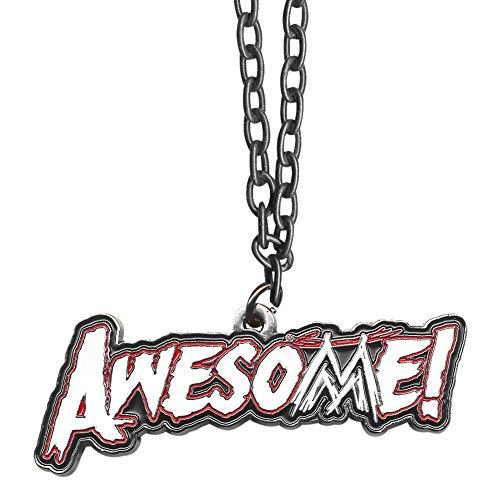 WWE The Miz Awesome! Logo Pendant (Wwe Pendant)