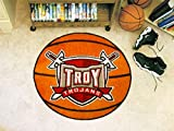 Wholesale FanMats Troy University Basketball Mat 26 diameter, [Collegiate, Other Colleges]