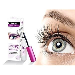 LashXS Eyelash Serum 3ml | All Natural Advanced Treatment With Powerful Extracts | Eyelash Enhancing Serum & Eyelash Growth Stimulator | Promotes Healthier, Fuller & Longer Eyelashes