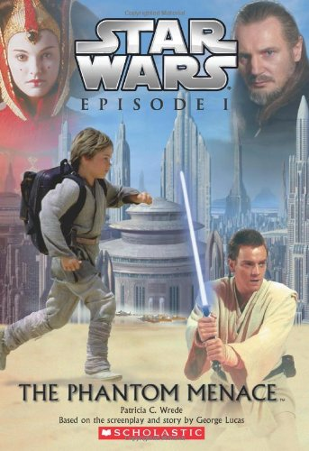 Star Wars, Episode I - The Phantom Menace (Jr. Novelization) - Book  of the Star Wars Legends
