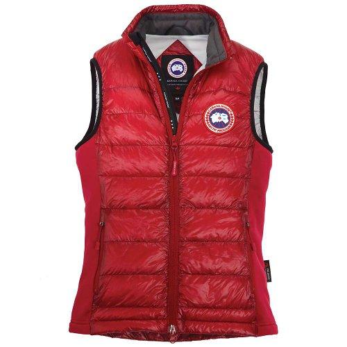 Canada Goose Hybridge Lite Vest - Women's Red Medium