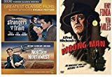 Alfred Hitchcock Collection Suspense & Thriller - Strangers on a Train/ North by Northwest/ The Wrong Man