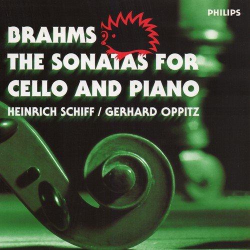 Brahms: Sonata for Cello and Piano Nos. 1 & 2
