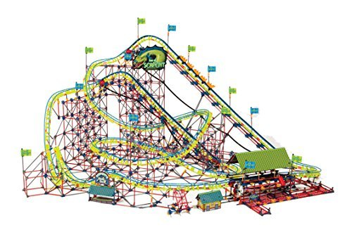 - K'NEX Thrill Rides Son of Serpent Coaster by K'NEX [parallel import goods]