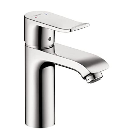 Hansgrohe 31080001 Metris 110 Single Hole Faucet, Chrome