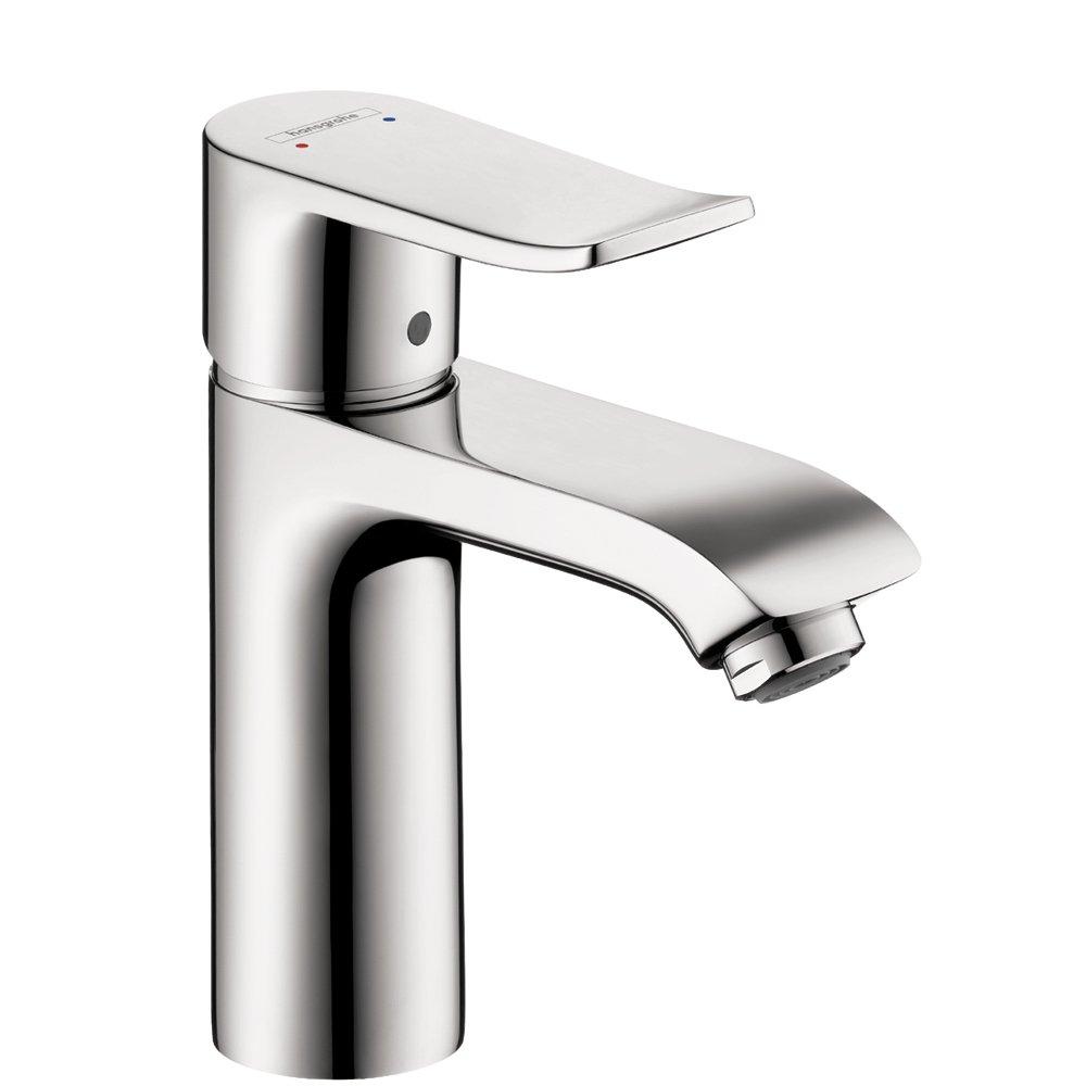 Hansgrohe 31080001 Metris 110 Single-Hole Faucet, Chrome