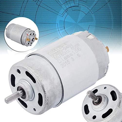 Taurus Store - DC Motor - New High Speed Motor AC/DC 220V 600W 15800RPM Large Torque High Power Speed Carbon Brush Motor Electrical Equipment - by Taurus Store - 1 PCs - Electro Permanent Magnet