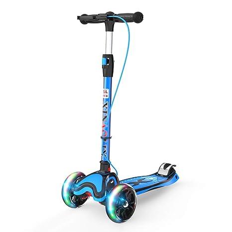 MOM Patinete deportivo al aire libre, patinete, rueda de pu ...