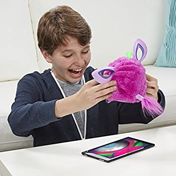 Hasbro Furby Connect Friend, Purple 7