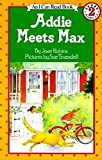 Addie Meets Max (I Can Read Level 2)