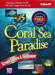 Coral Sea Paradise Screen Savers and Wallpaper