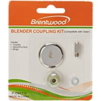 Brentwood Replacement Coupling Kit, Fits Oster and Osterizer Blenders