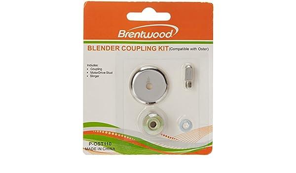 Brentwood Kit de acoplamiento de repuesto, para Oster y ...