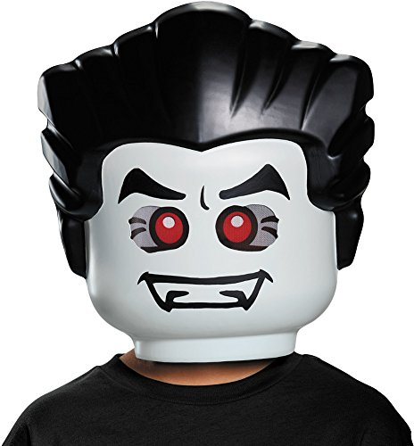 Disguise Lego Vampire Mask, One Size