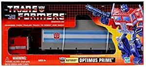 Transformers Optimus Prime Commemorative Series Reissue Toys R Us Exclusive 2002