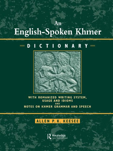 Download English-Spoken Khmer Dictionary Pdf